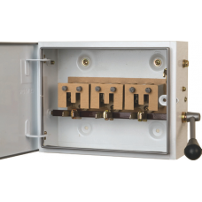 ISOLATOR SWITCHES - BMD 3100